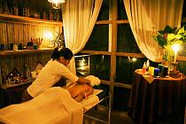 Refugio Amazonas Spa with a variety of well-earned treatments
